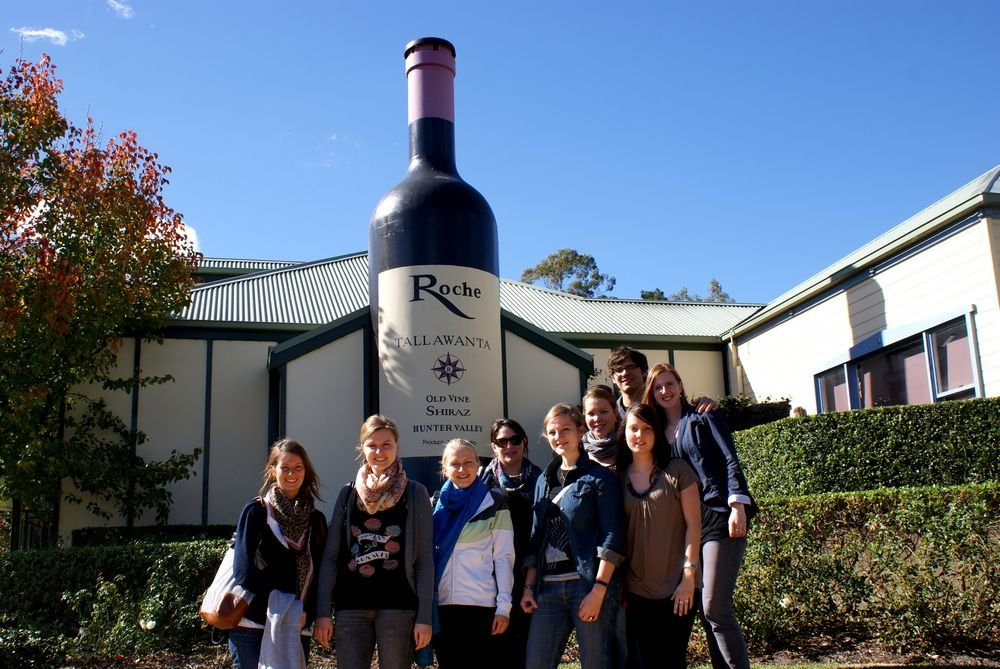 2012 Hunter Valley Trip