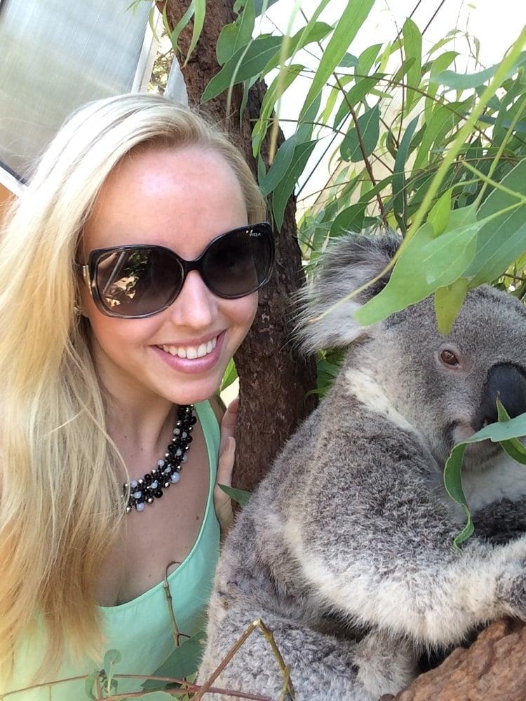 Nathalie; Human Recourses Internship in Sydney