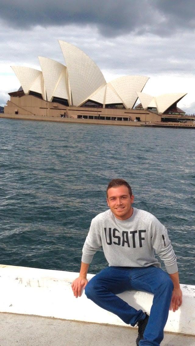 Andre; Sales and Marketing Internship in Sydney