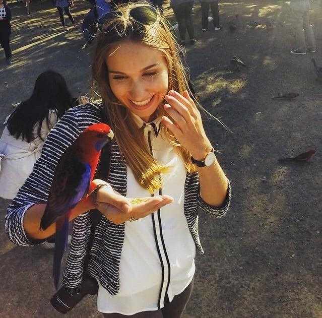 Kirstin; Marketing PR Internship in Sydney