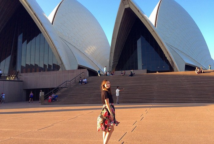 Stefanie; Marketing Internship in Sydney