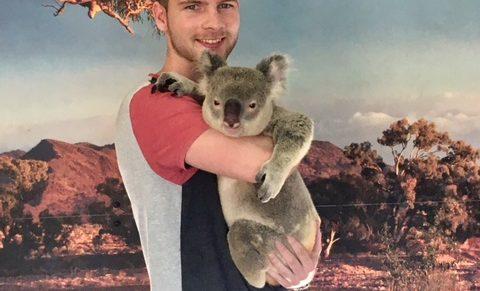 Rasmus; Marketing Internship in Sydney