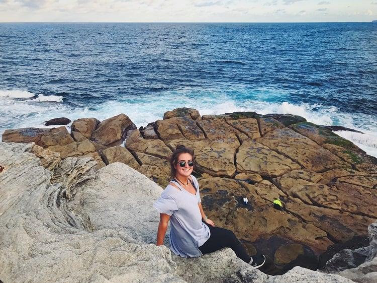 Claire; International Business Internship in Sydney