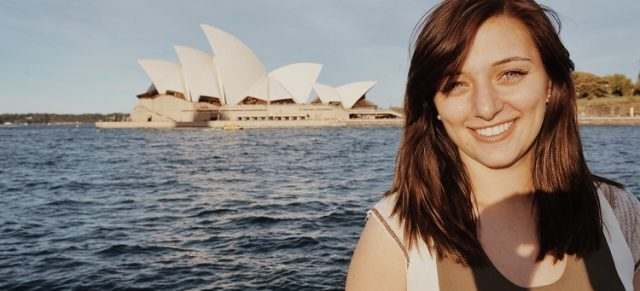 Lexi; Tourism Internship in Sydney
